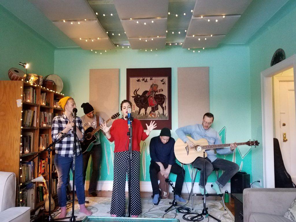 Anna Kate Band I The Day Job Artist