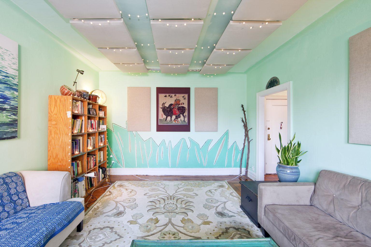 Jess Duda's Living Room Turned Recording Studio I The Day Job Artist