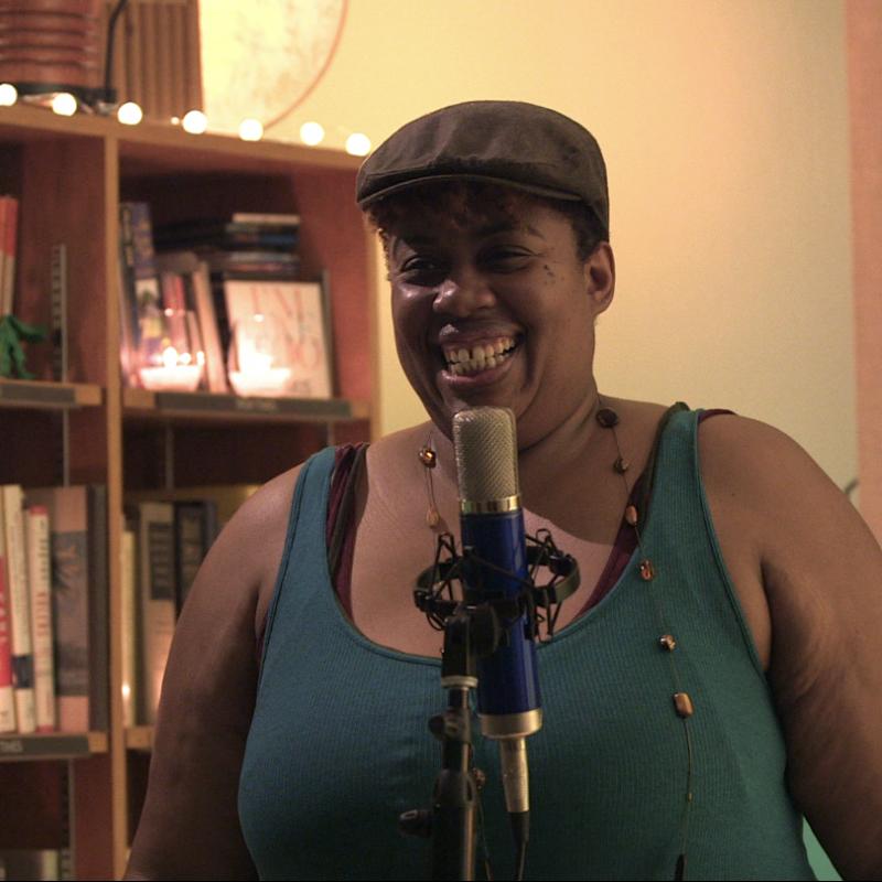 Poet Nicole Goodwin I Season 1 I The Day Job Artist